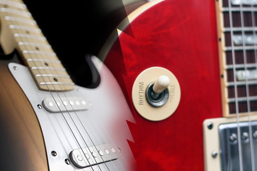 Elektrická kytara – Globální hudební fenomén 20. století – díl druhý: Fender a Gibson