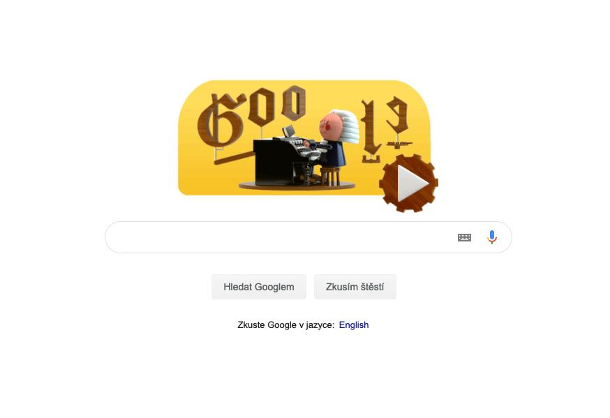 Vyzkoušejte si skládat hudbu jako Johann Sebastian Bach. Google vytvořil aplikaci poháněnou umělou inteligencí!