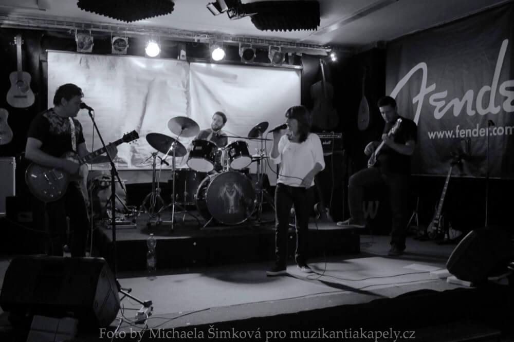 Jazz Rock Café dává šanci i nováčkům